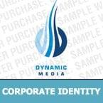Media Corporate Identity Template 5989