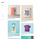 Art & Photography WordPress Template 59020
