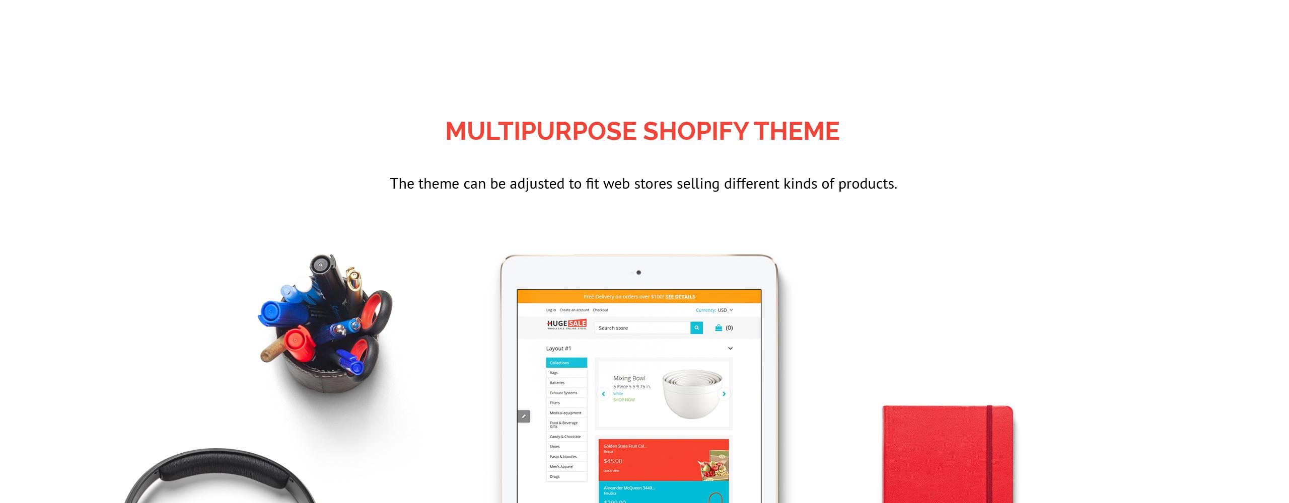 Huge Sale Shopify Theme