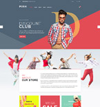 Fashion WooCommerce Template 59038