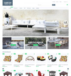 Furniture Shopify Template 59042