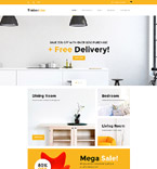 Furniture WooCommerce Template 59043