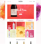 Food & Drink WooCommerce Template 59046