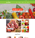 Food & Drink WooCommerce Template 59047
