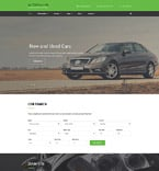Cars Website  Template 59051