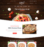 Cafe & Restaurant PrestaShop Template 59054