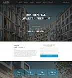 Real Estate Moto CMS 3  Template 59070