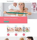 Medical Moto CMS HTML  Template 59077