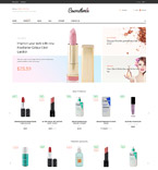 Beauty Shopify Template 59087
