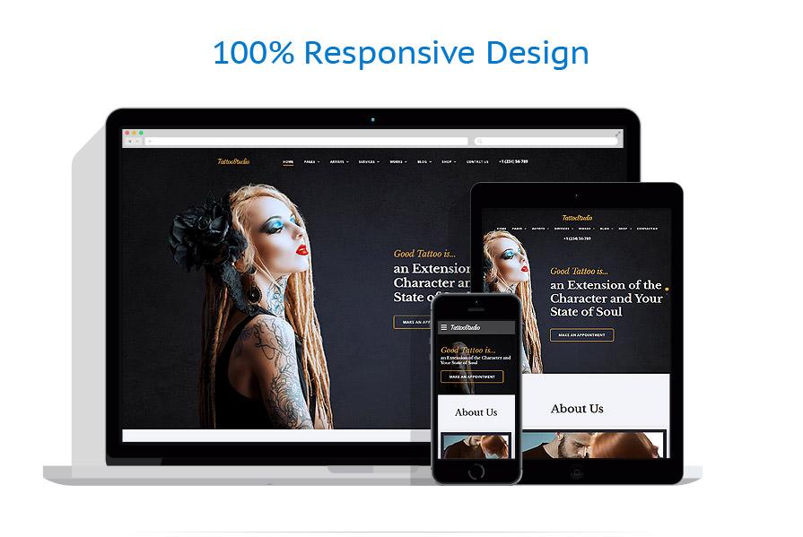 Modèles HTML5 Beauté #59091