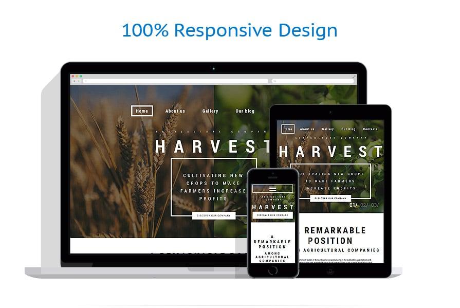 Thèmes WordPress Agriculture #59096