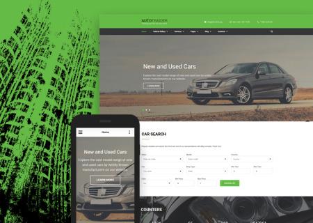 Car Trader Bootstrap