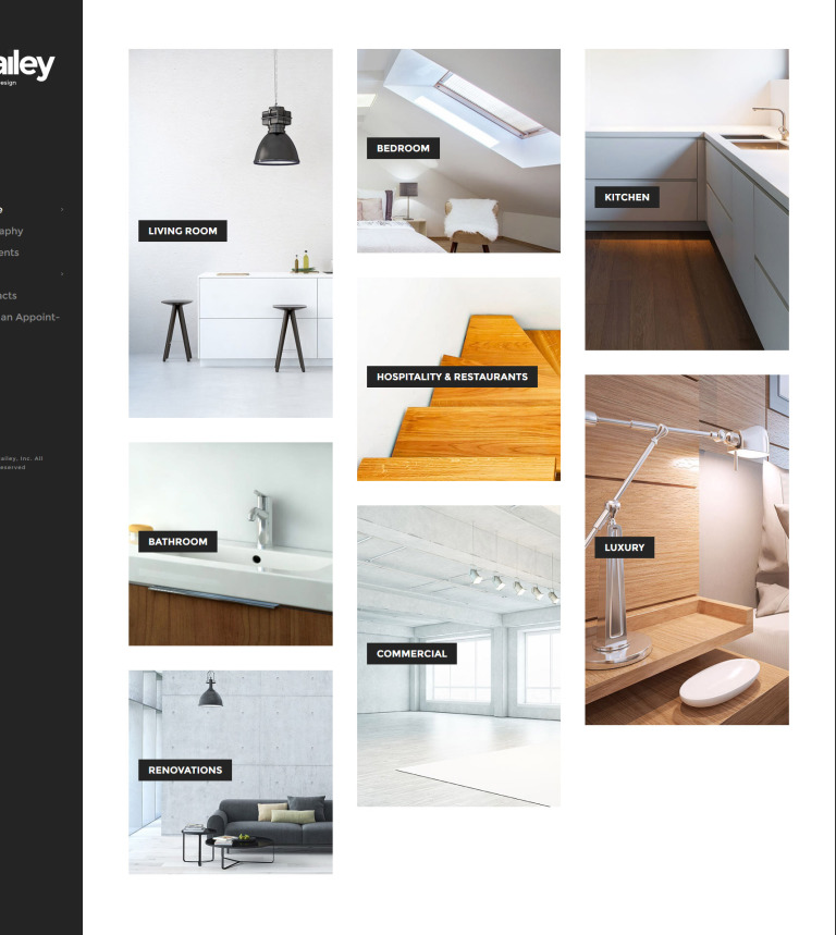 Bailey - Furniture & Interior Design WordPress Theme