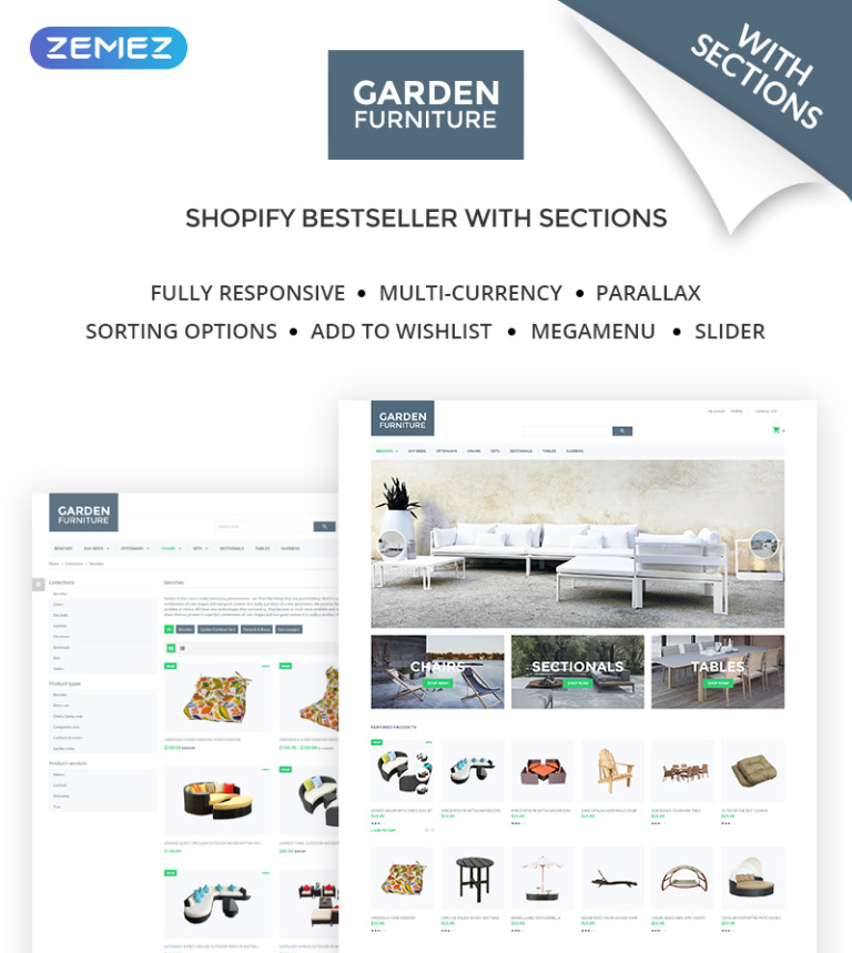 10 eCommerce Bootstrap Themes & Templates