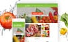 """Greenville - Organic Food Restaurant"" - адаптивний WooCommerce шаблон New Screenshots BIG"