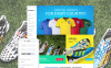 Plantilla VirtueMart para Sitio de Fútbol New Screenshots BIG