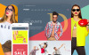 Responsives WooCommerce Theme für Bekleidung  New Screenshots BIG
