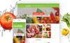 Responsives WooCommerce Theme für Lebensmittelgeschäft  New Screenshots BIG