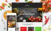 Responzivní WordPress motiv na téma Škola vaření, kuchařská škola New Screenshots BIG