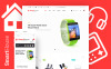 Reszponzív Elektronika  WooCommerce sablon New Screenshots BIG