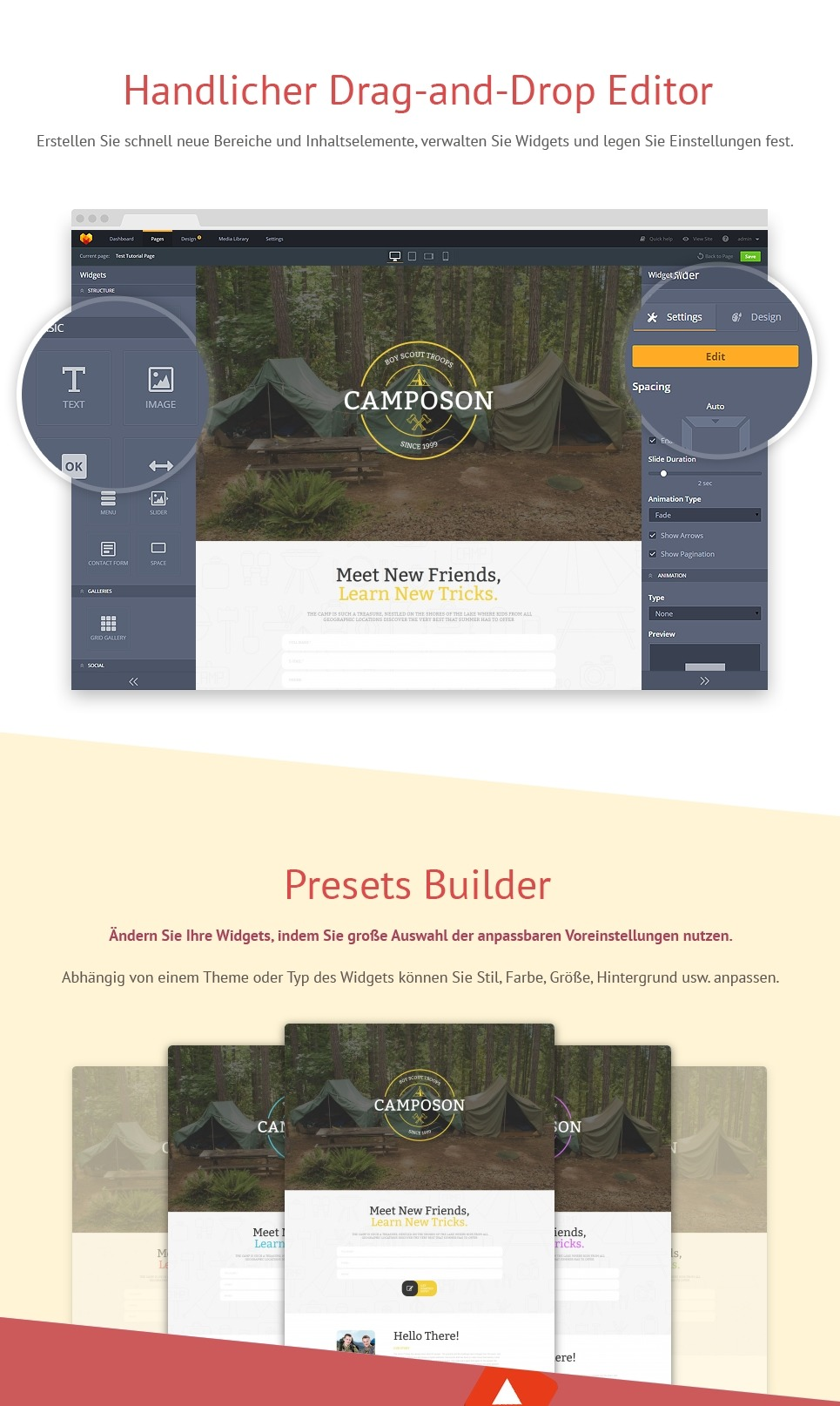 Nett Schlüsselfertige Website Vorlage Fotos - Beispiel Anschreiben ...