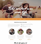 Society and Culture Moto CMS 3  Template 59113
