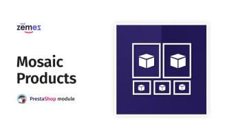 Mosaic Products PrestaShop Module