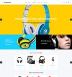 Music OpenCart  Template 59129