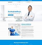 Шаблон сайта 59185 Медицина