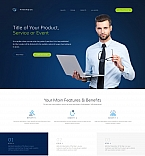 Landing Page  Template 59191