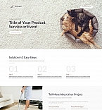 Landing Page  Template 59197