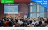 Ally Event MotoCMS 3 érkezési oldal építő New Screenshots BIG