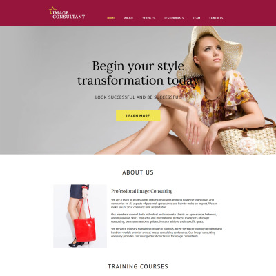 Whatever your needs, our Fashion Designer Website Templates and Themes are an excellent choice. Our templates come in the latest fashionable designs with features that ensure your website will function at the highest level as well as looking fantastic.