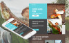 Template Moto CMS HTML  #59161 per Un Sito di Pesca New Screenshots BIG
