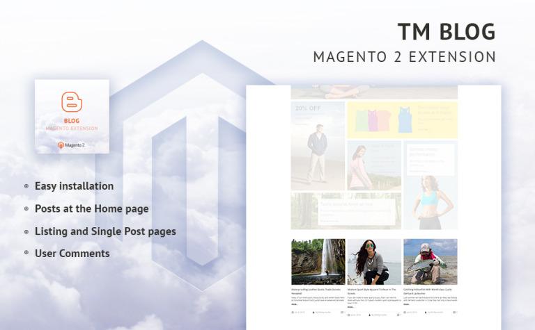 TM Blog Magento Extension New Screenshots BIG