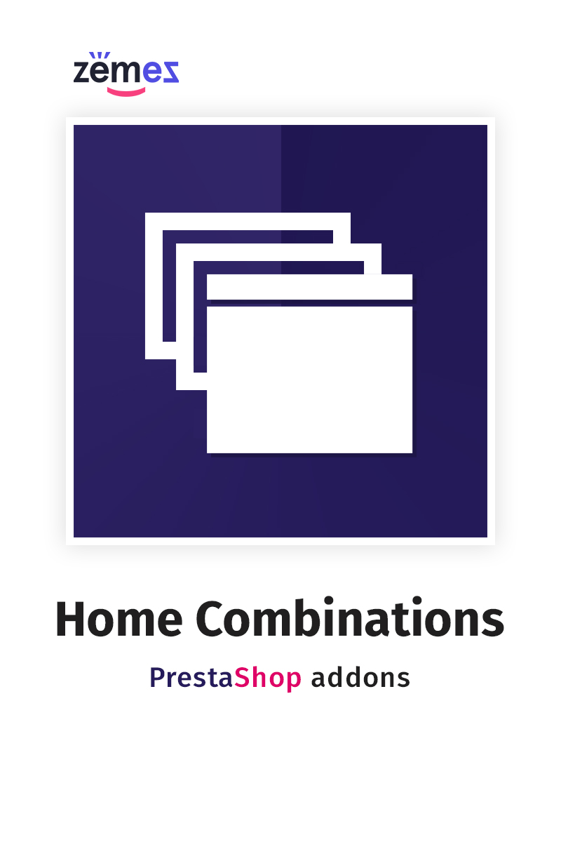 TM HomePage Combinations PrestaShop Modul #59127