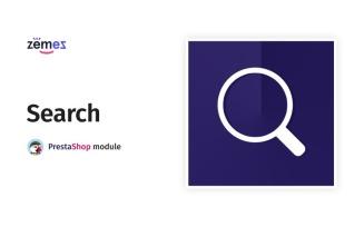 Search PrestaShop Module