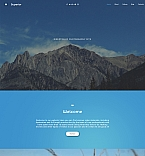 Art & Photography Moto CMS 3  Template 59231