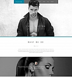 Fashion Moto CMS 3  Template 59232