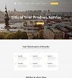 Real Estate Landing Page  Template 59235