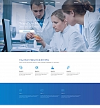 Medical Landing Page  Template 59237