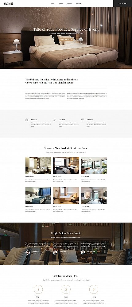 ADOBE Photoshop Template 59242 Home Page Screenshot