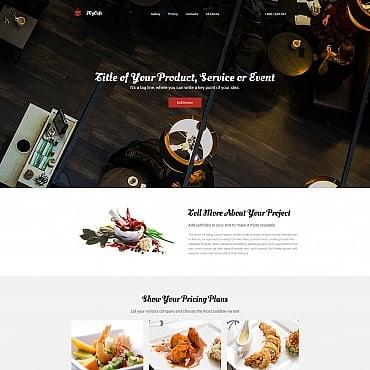 Купить  пофессиональные Шаблоны лендингов. Купить шаблон #59249 и создать сайт.