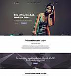 Landing Page Templates #59251 | TemplateDigitale.com