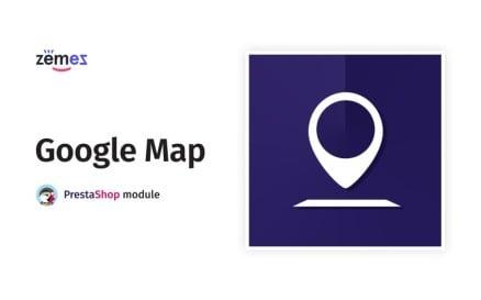 Google Map PrestaShop Module