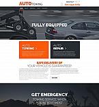 Cars Moto CMS 3  Template 59262