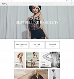 Fashion MotoCMS Ecommerce  Template 59282