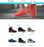 Fashion MotoCMS Ecommerce  Template 59284