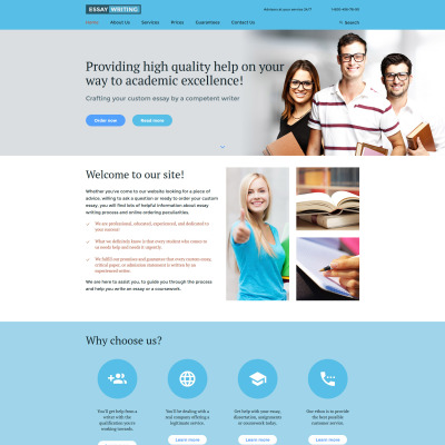 essay writer website template essay writing website template 59201 website templates