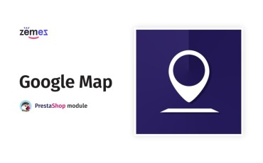 Google Map PrestaShop Module
